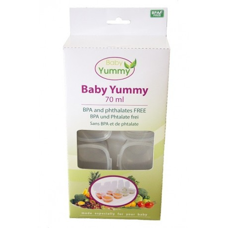 Baby Yummy Cubes - Baby Yummy Cubes