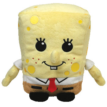 SpongeBob Squarepants - Ty Pluffies